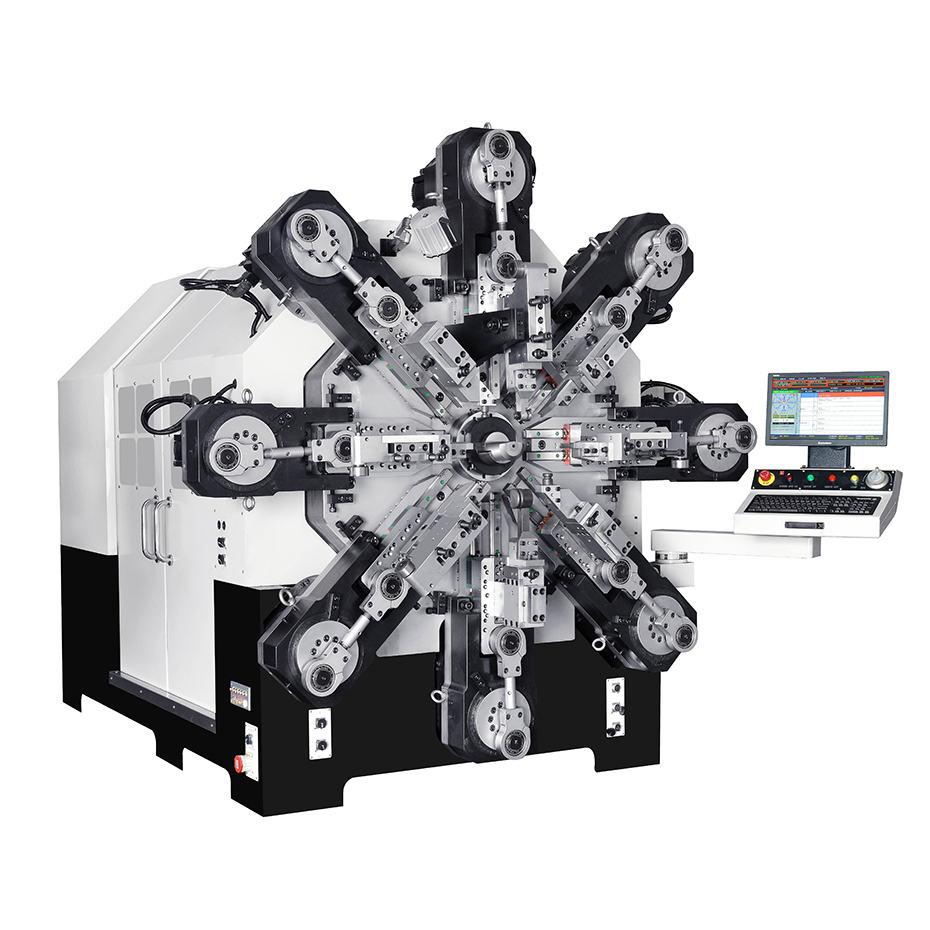 CMM-12-680R Spring Machine