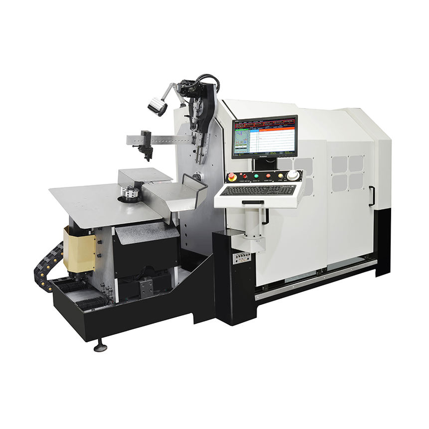 CMM-8-600WB Wire Bending Machine